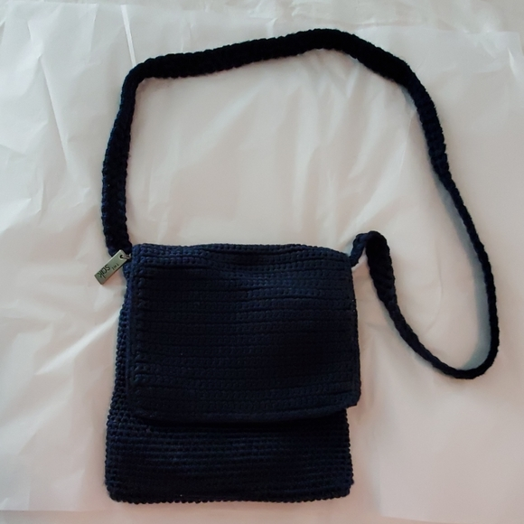 The Sak Handbags - The Sak Navy Crossbody/Shoulder Bag